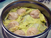 New Green Bo Soup Dumplings